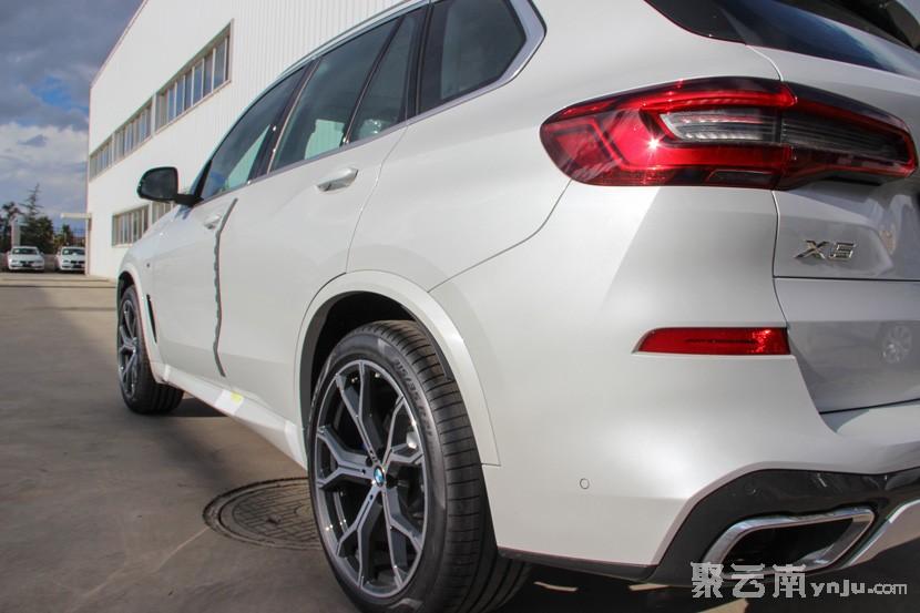 2019款BMW X5 红河宝马 红河BMW 红河房产汽车网