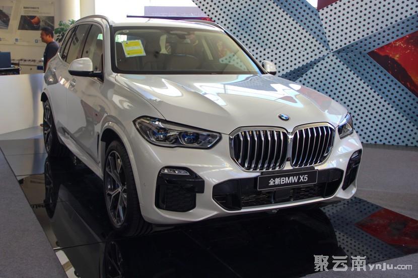 售价77.99~86.99万 全新BMW X5红河州上市