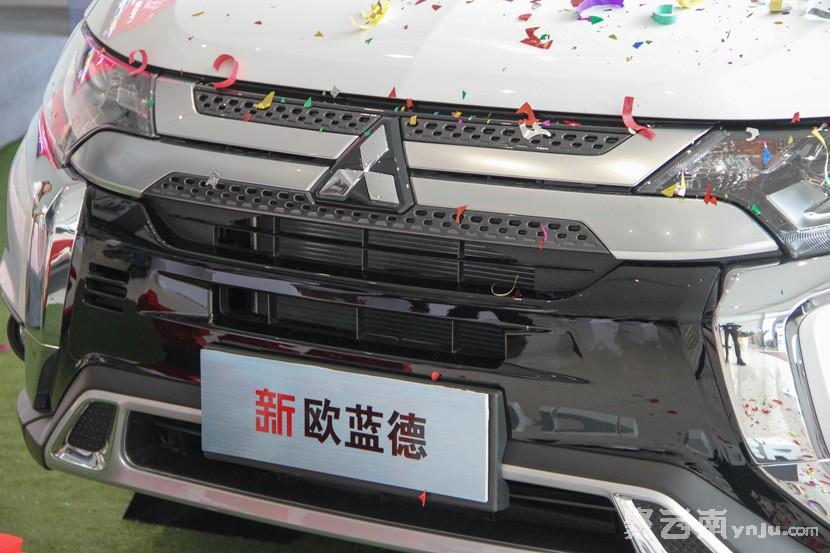 新款欧蓝德红河州上市 聚云南汽车网 红河汽车网 红河SUV4S店