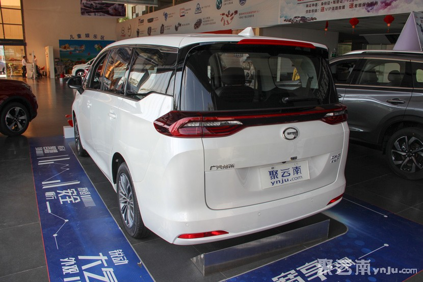 广汽传祺GM6 红河广汽传奇 红河MPV车型 红河汽车网