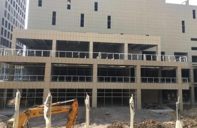 [看房日记]杰特·开远中心2019年3月29日工地实拍