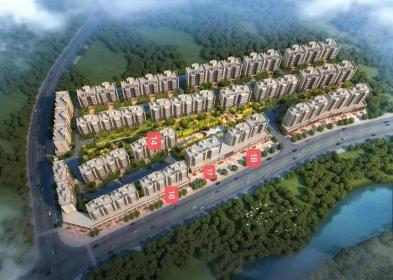 开远碧桂园将于本月加推145平方米户型 位于14栋