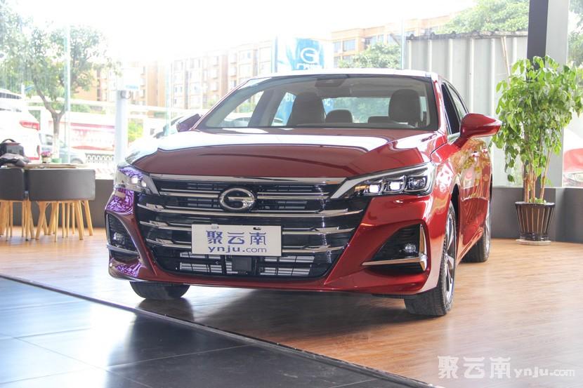 预售11.68~16.98万 广汽传祺GA6已到红河州4S店