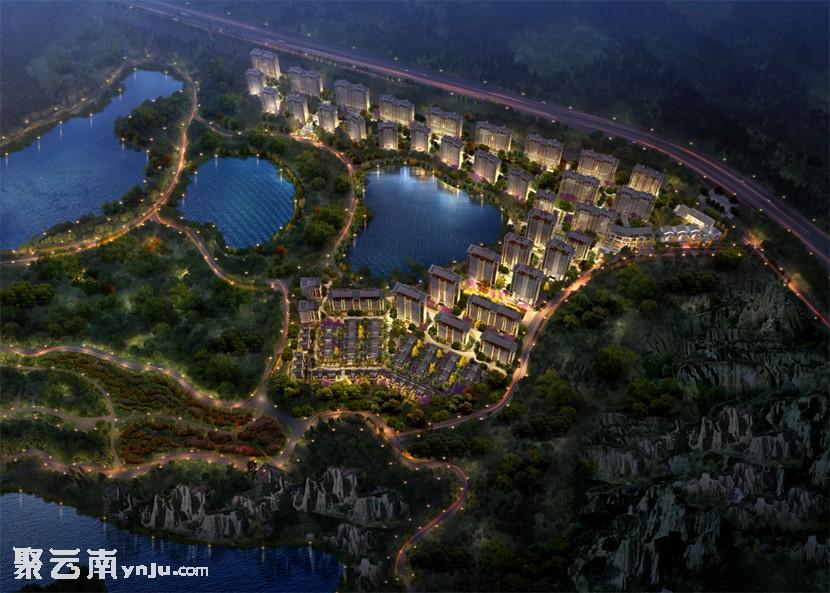 建水吉成·雲栖湖 | 百万方湖山大境,承载全城厚爱!